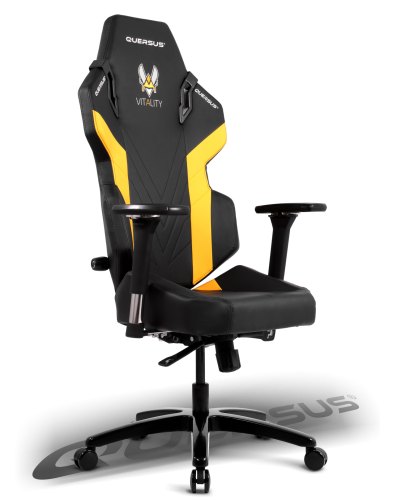 Vitality gaming chair by quersus for Sedia gaming quersus