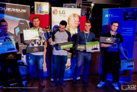 NTT System Quersus Polish Cup in E-Sport
