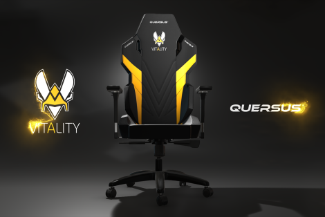 Collaboration with TEAM VITALITY