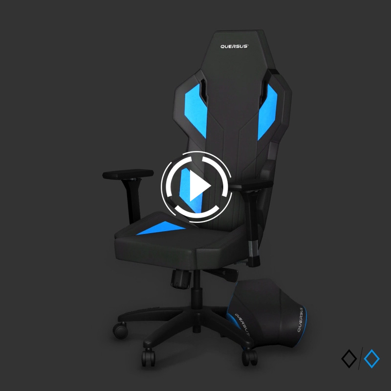 Awesome Quersus New Generation Gaming Chairs Machost Co Dining Chair Design Ideas Machostcouk