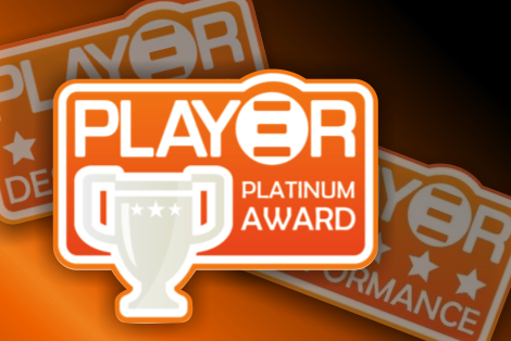 Platinum award from Play3r.net for Quersus