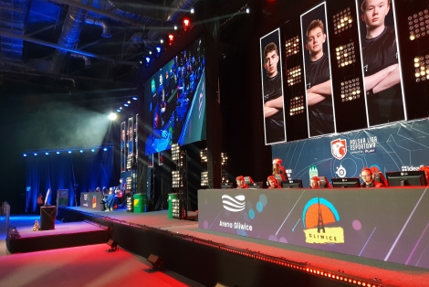 The fourth season of the Polish E-sport League in CS:GO