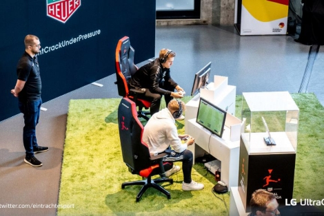 VIRTUAL BUNDESLIGA PLAYOFFS